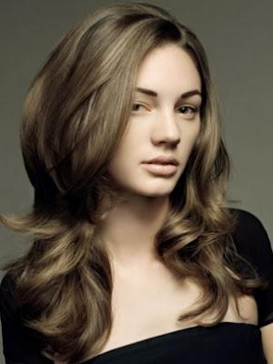 peinados de fiesta cabello largo