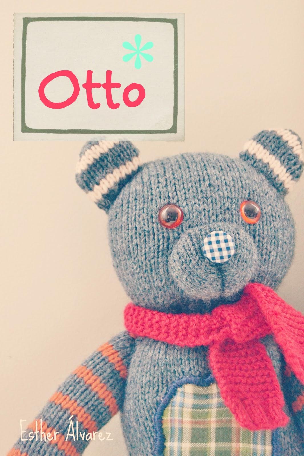 estherálvarezzzz: Otto: un osito paso a paso.
