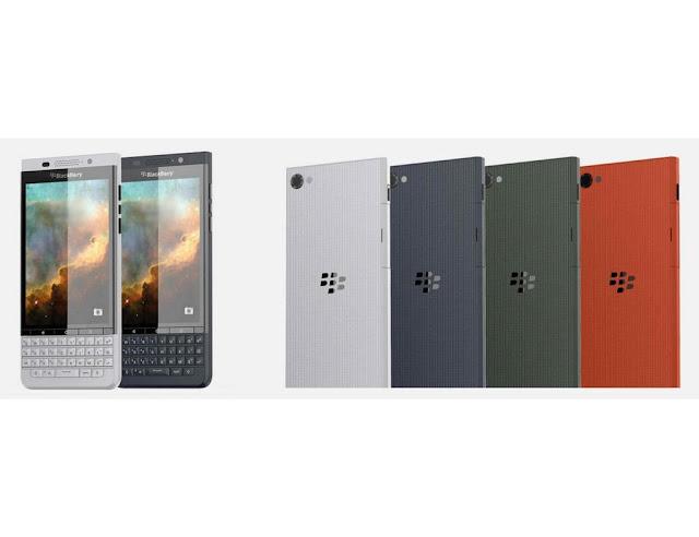 Blackberry Vienna bocor, akan menjadi smartphone Android kedua Blackberry