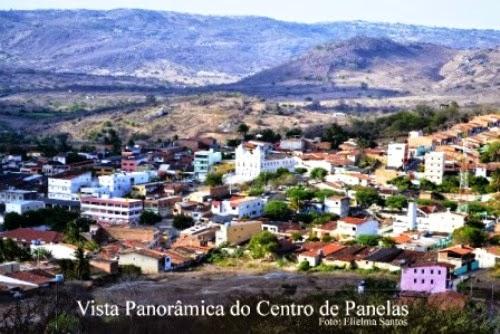 A denominação do município Panelas