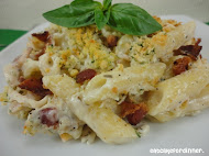 Easier Chicken Cordon Bleu Casserole