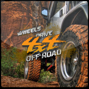 Wheel Drive 4x4: Off-road