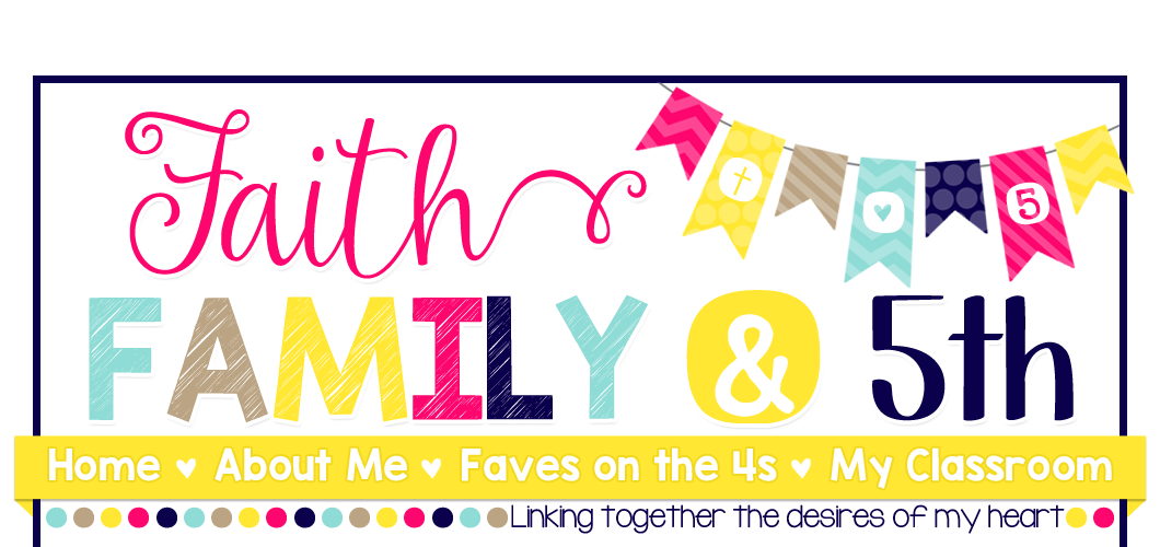 Faith, Family, & Fifth