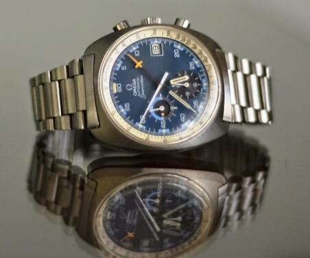 Montres Omega Annees 1970