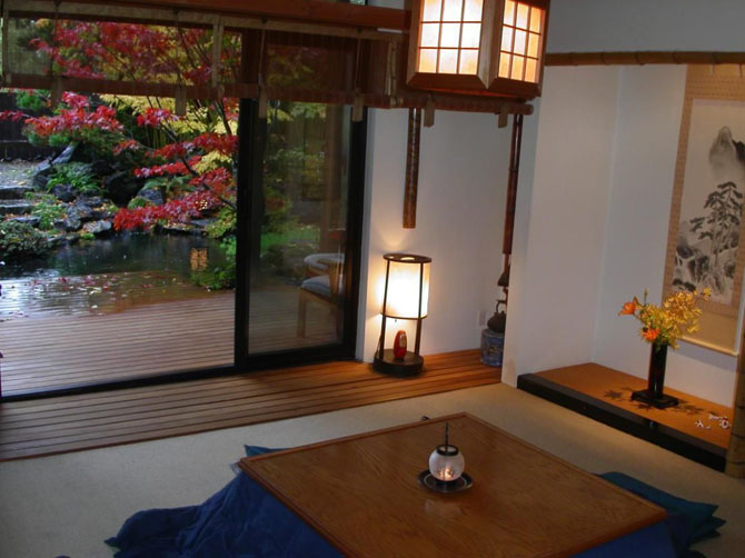 Japan home design contemporary minimalist interior design Japanese inspired room design