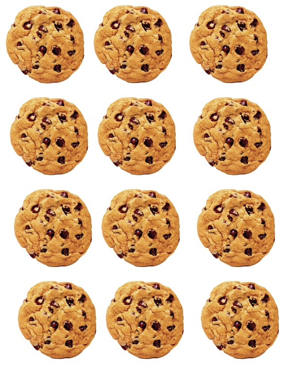Witty image for cookie printable