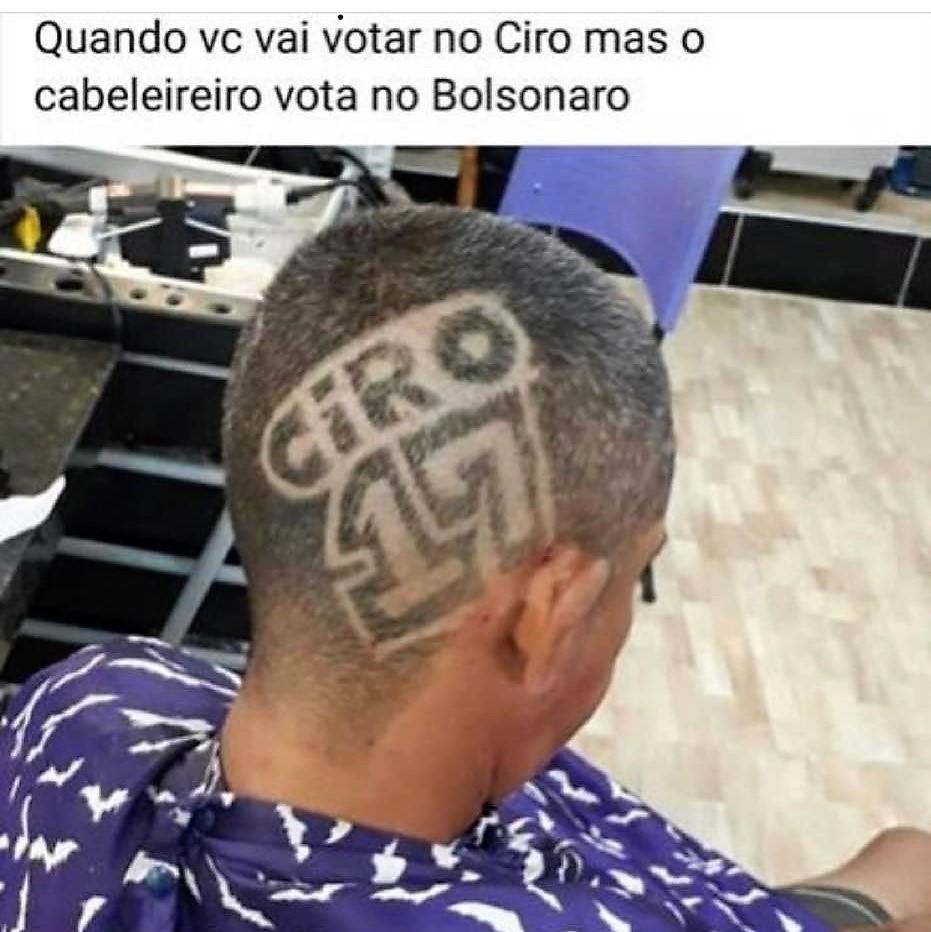 Eleitor de Ciro