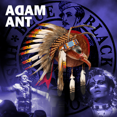 Adam Ant - Stands and Delivers.