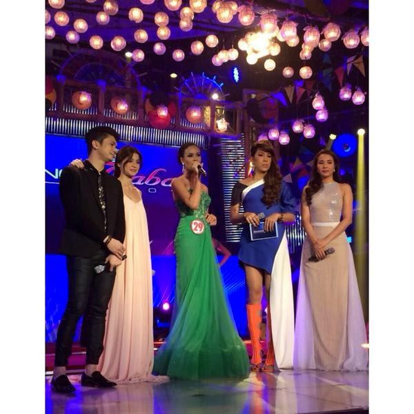 Chatterlie Mae Alcantara Umalos - Galimuyod, Ilocos Sur - Gandang Babae winner