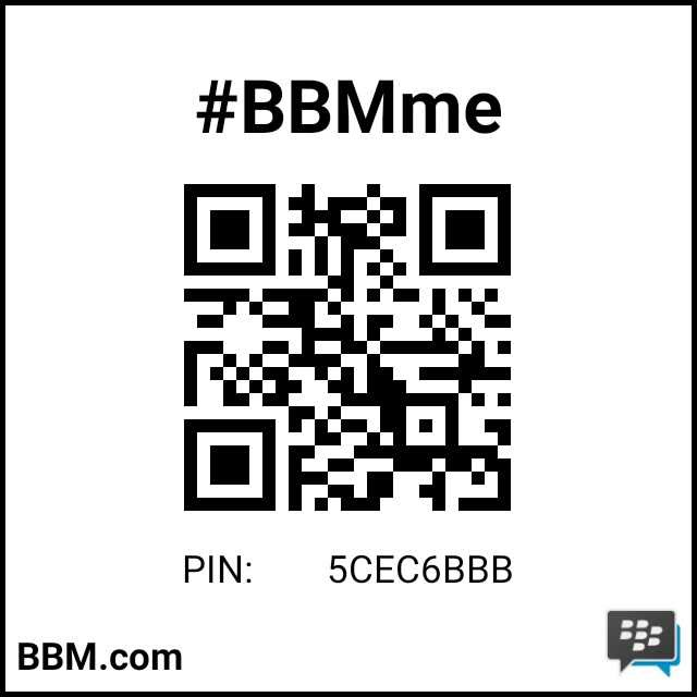 BBM WITH ME