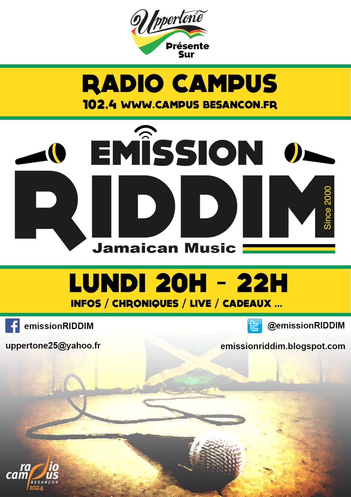 Emission Riddim