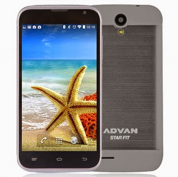 Harga hp Advan Star Fit S45A