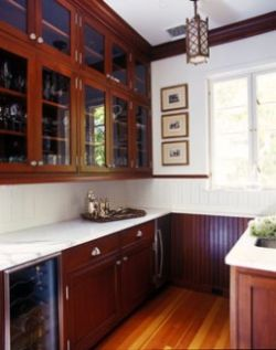 kitchen cabinets dark brown