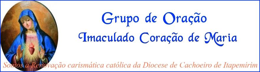 Grupo de Oração Imaculado Coração de Maria