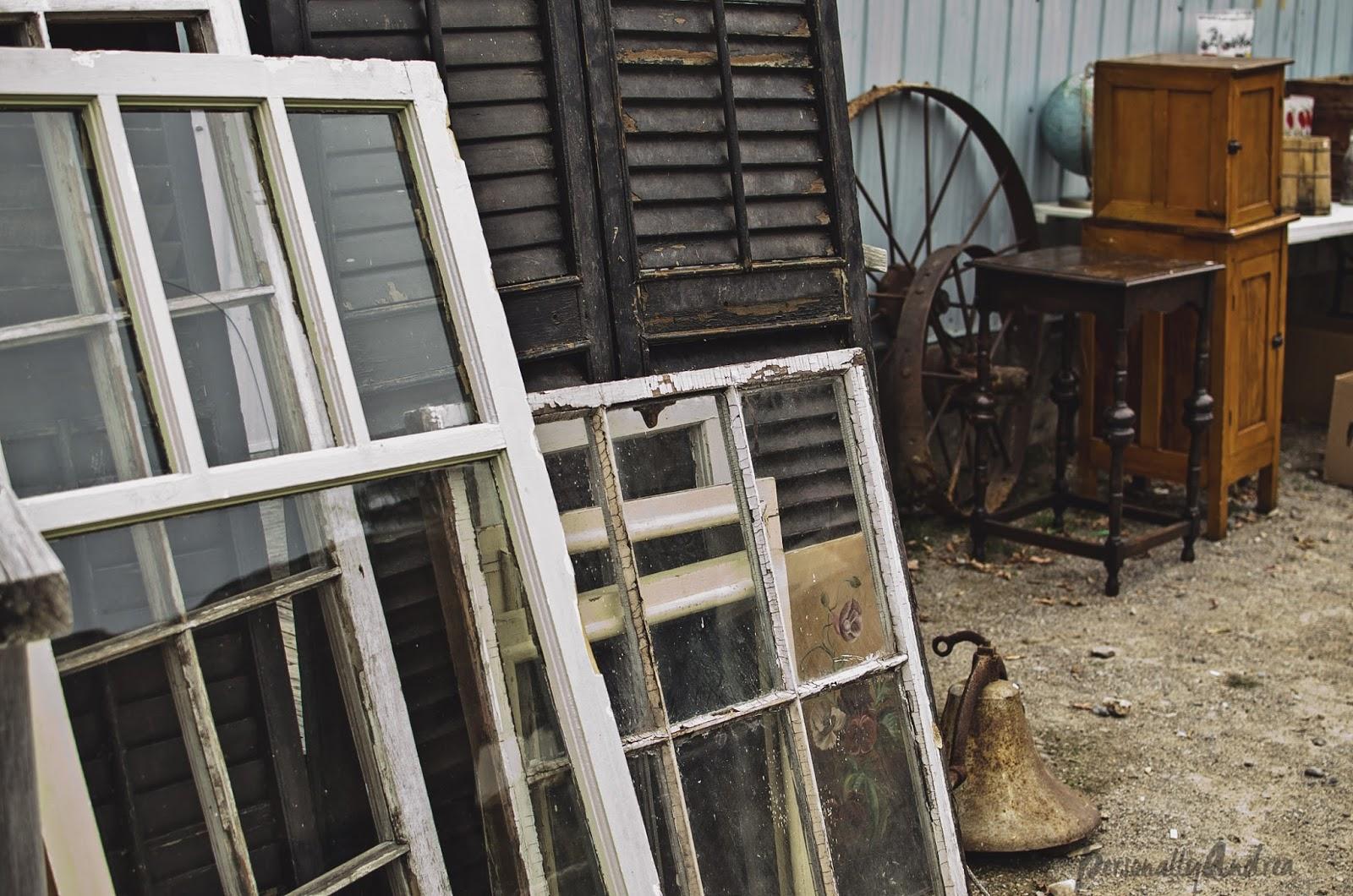 Aberfoyle Antique Market | personallyandrea.com