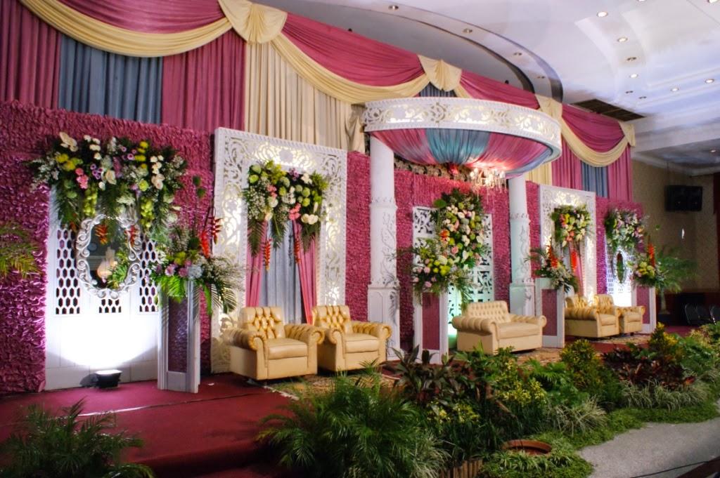 paket rias pengantin dekorasi pelaminan