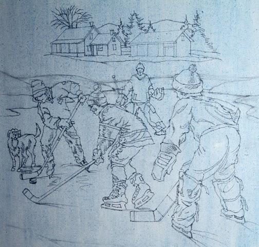 The Art Of Richard De Wolfe November 2013