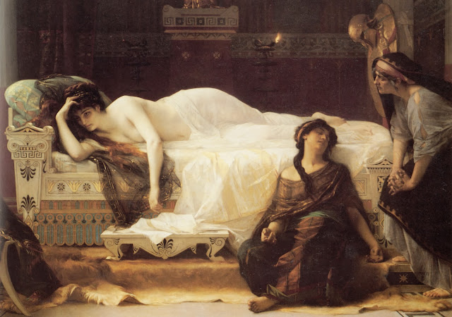 Phedre,painting, art history