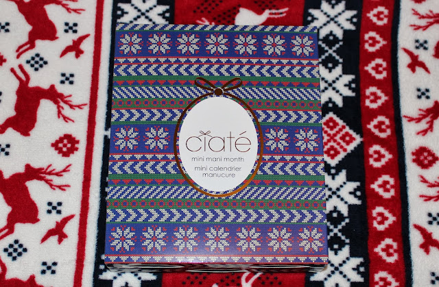 ciate advent calendar 2013