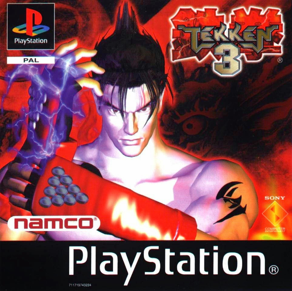 Tekken 3 Game For PC