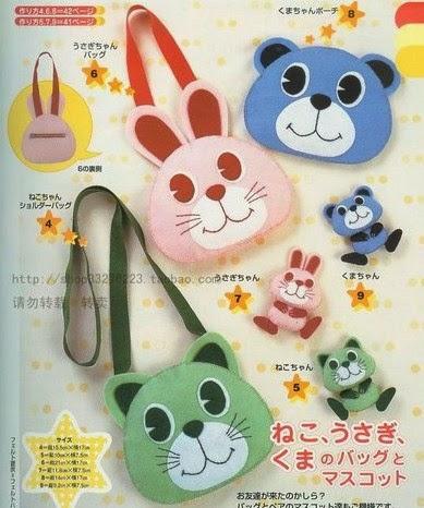 Детская сумка своими руками выкройки