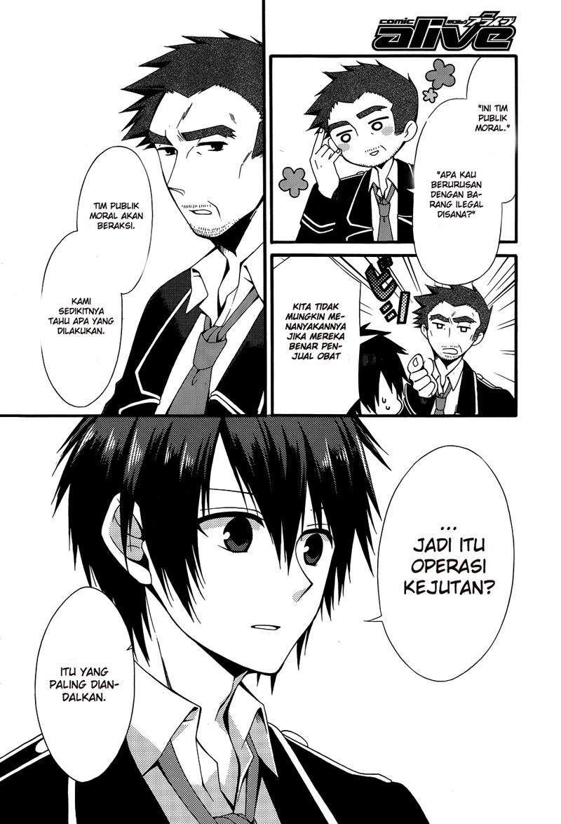 Komik dracu riot 009 10 Indonesia dracu riot 009 Terbaru 6|Baca Manga Komik Indonesia|