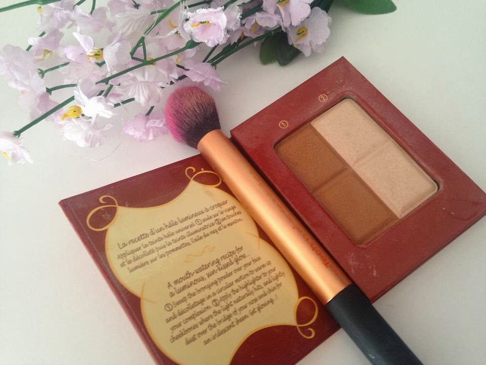 bourjois bronzer and highlighter