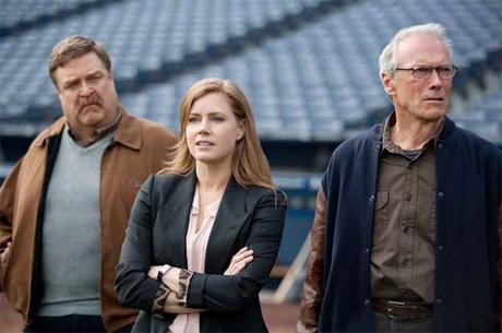 Golpe de Efecto, Clint Eastwood, John Goodman y Amy Adams