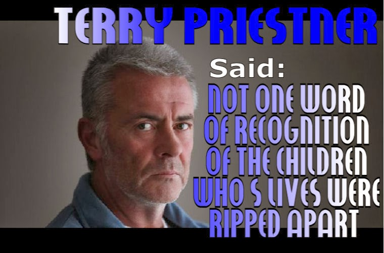 Survivor Terry Priestner