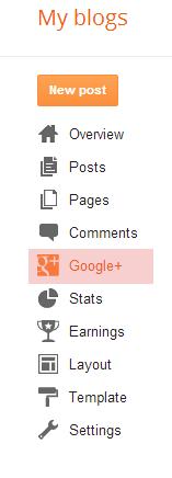 Kotak Komen Google+ di Blog