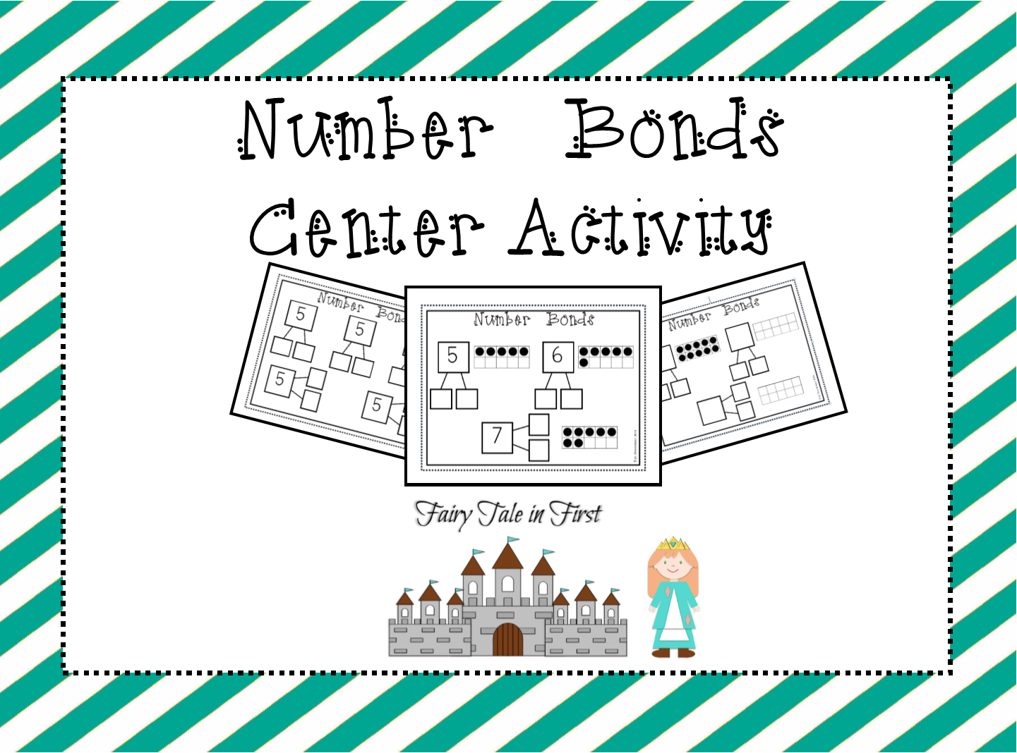 http://www.teacherspayteachers.com/Product/Number-Bond-Math-Center-1400024