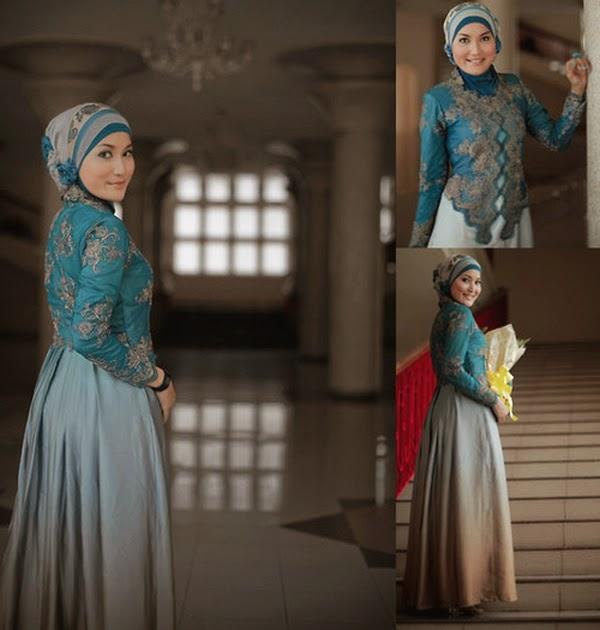 kebaya hijab modern 2015