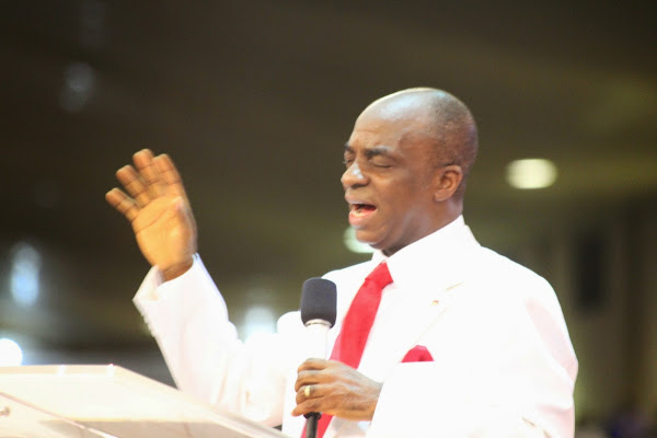 Woman With Small Breasts Allegedly Got Bigger Breasts After Bishop Oyedepo's Prayer