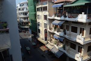 Пномпень - каменные джунгли Камбоджи