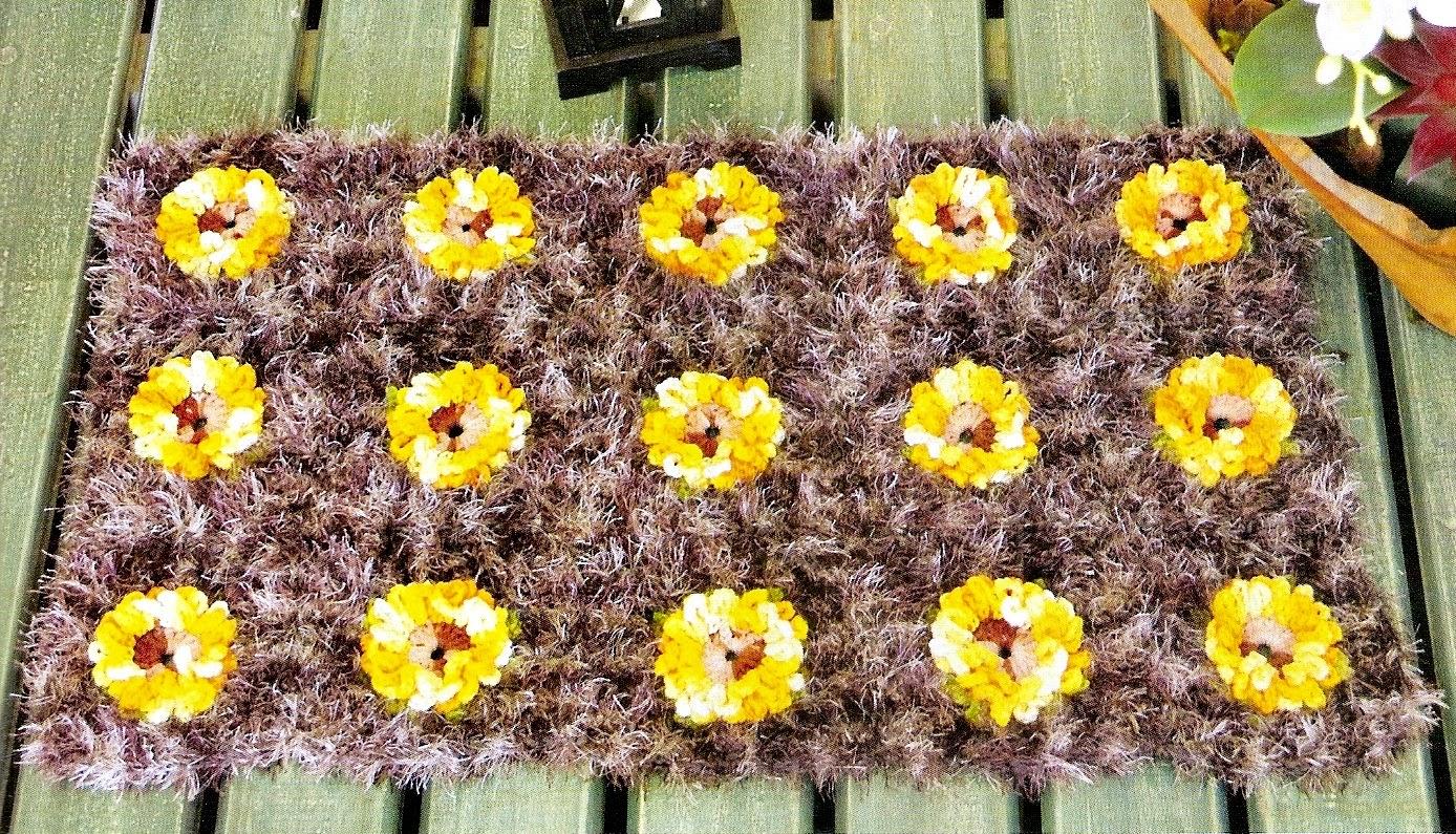 croche marron sigbificado das cores em croche com receita