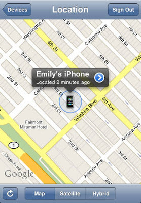 Set Up Find My iPhone