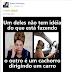 Filha do Pr. e deputado Marco Feliciano faz crítica a presidente Dilma