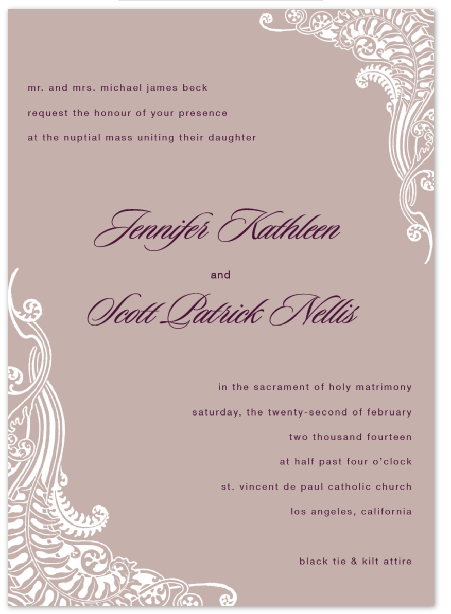 When To Send Out Wedding Invitations 54 Cool Here is how they