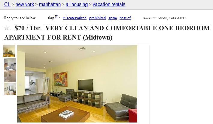 Clean My Apartment DANIEL MORRIS YMAIL COM Vorkassebetrug
