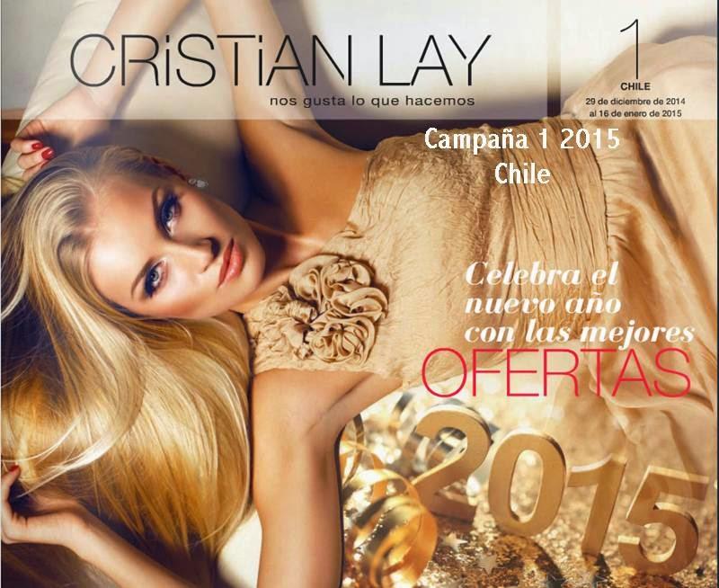 Ofertas de Cristian Lay Enero C-1 2015 CL