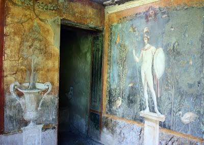Historia de las Civilizaciones - Pompeya Casa Venus de la Concha
