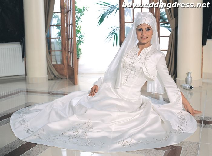 Arabic Wedding Dress Designers