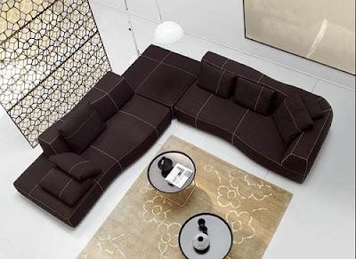 Gambar Desain Sofa Kursi Ruang Tamu Minimalis