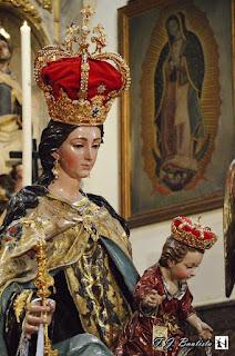 Virgen del Carmen del Santo Ángel