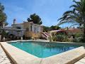 Exclusive villa for sale Benissa Coast