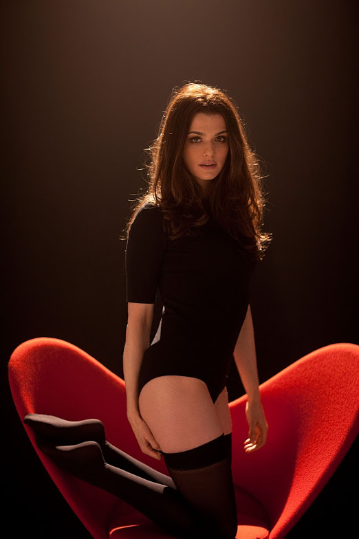 rachel weisz sexy & hot for esquire