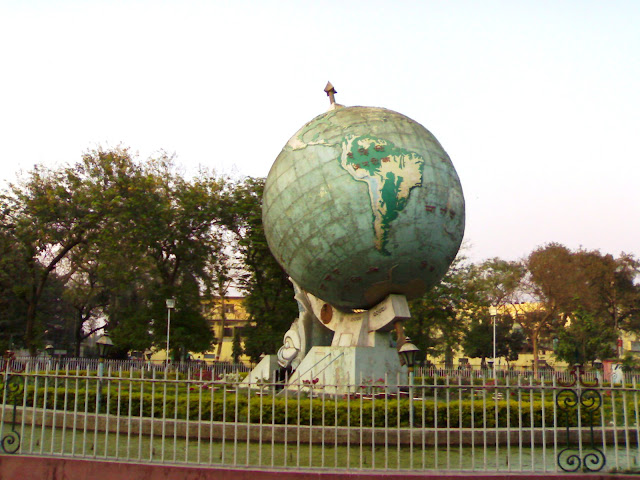 Globe Park, Lucknow UP, India