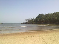 Hollant Beach Goa