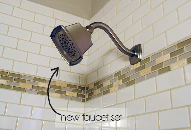Bathroom Remodel Brushed Nickel Showerhead