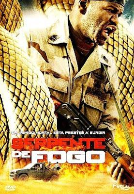 Filme Poster Serpente de Fogo DVDRip XviD Dual Áudio & RMVB Dublado